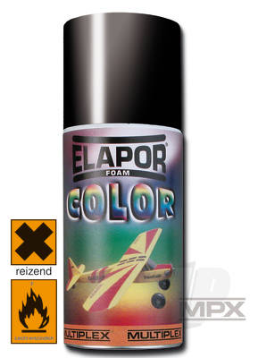 Elapor Color Red 602702