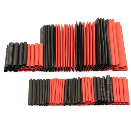 Bulk Heat Shrink Pack Assorted Sizes