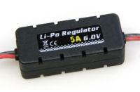Etronix Li-Po Regulator 5A 6V Hard Cased