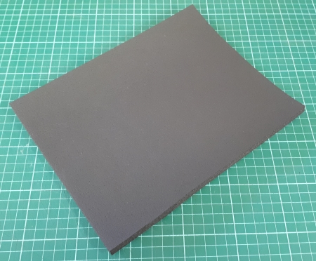 Close Cell Foam sheet 250x200x10mm