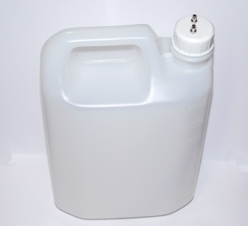 4 Litre Fuel Bottle with Fittings